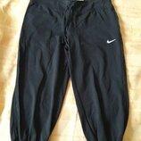 Женские штаны капри бриджи Nike р.46-48