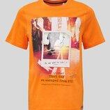 Летняя футболка для мальчика 13-14 лет C&A Германия Размер 158-164 оригинал