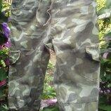 Камуфляжные штанишки 86 р-р