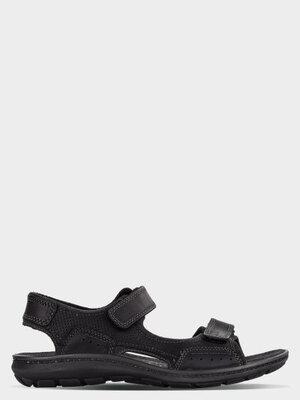 Мужские кожаные босаножки сандалии/ Rohde Германия/анатомическая стелька /р.45 30см