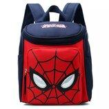 Яркий детский рюкзак Спайдермен, новый