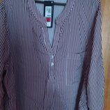 Рубашка в полосочку марк спенсер
