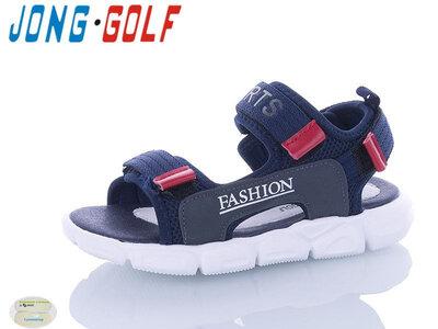 Спортивные сандалии TM Jong Golf 30004 Детские босоножки 30004 Тм Jong Golf Верх- иск. кожа Ко