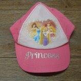 Красивая кепка Disney 2-4 года принцессы