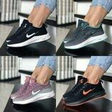 9392-95 Женские кроссовки Nike Flyknit Lunar 3