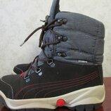 Puma Gore-tex зимние ботинки/сапоги 38 р.