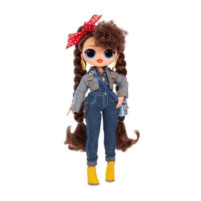 Игровой набор с куклой L.O.L. SURPRISE серии O.M.G S2 - Техно-Леди