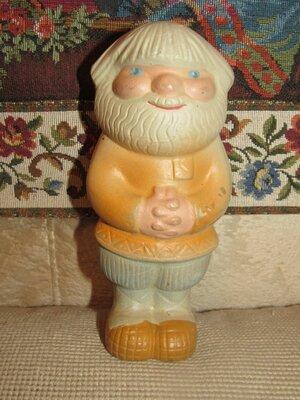 Резиновая игрушка Ссср старинная клеймо. пищит