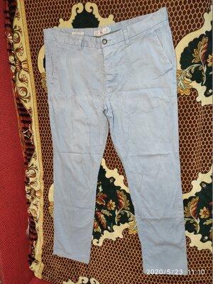 Джинсы,штаны на колоритного мужчину размер 38 фирмы Next пр-во Шриланка,б/у