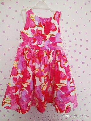 Платье Next р. 110-116