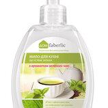 Мыло для кухни устраняет запахи c ароматом зеленого чая фаберлик 11212