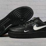 Кроссовки мужские Nike Air Force, черные