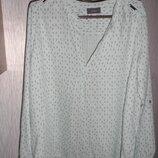 блузка большой размер 46//3XL //54