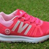 Весенние детские кроссовки Nike розовые на девочку р26-30