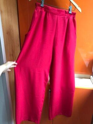 Шикарные брюки штаны кюлоты широкие штаны Zara mango cos ASOS