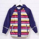 Новая прорезиненная куртка-дождевик Lupilu р.122/128 на 6-8 лет