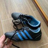Шкіряні кросівки Adidas neo .Оригінал 37