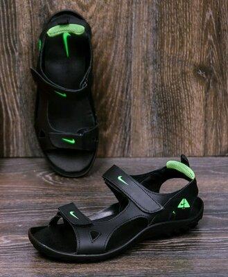 Кожаные сандалии мужские , босоножки мужские