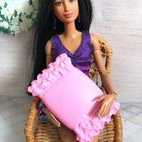 Подушка для кукол Барби,lol братц и подобных