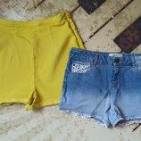 Шорты Zara и джинсовые