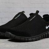 Кроссовки мужские летние Nike Free 3.0, черные