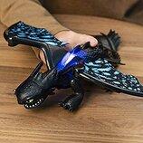Дракон Беззубик DreamWorks Dragons Toothless Deluxe свет звук