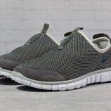 Кроссовки мужские летние Nike Free 3.0, серые