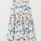 платье, плаття, платтячко, сарафан, сарафанчик, для девочки, для дівчинки, h&m, 6-8 лет