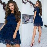 Распродажа кружевных нарядных платьев