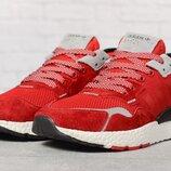 Кроссовки мужские Adidas Nite Jogger Boost, красные 17297