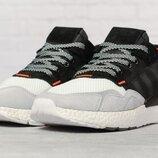 Кроссовки мужские Adidas Nite Jogger Boost, серый с черным