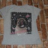 футболка девочке 9 - 10 лет George