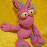 Инопланетянин.інопланетянин.dottywot.мягкая игрушка.мягкие игрушки.мягка іграшка.Hasbro