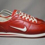 Ретро кроссовки Nike Classic Cortez Retro кожаные. Таиланд. Оригинал. 40.5 р./25.5 см.