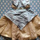 Нарядное платье на утренник , выпуск рост 116-122 см