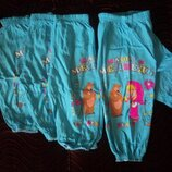 Штанишки-Султанки для девочки р 86