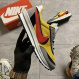 Кроссовки Nike LD Waffle Sacai Yellow