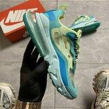 Кроссовки Nike Air Max 270 React Blue
