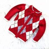 Стильная кофта реглан бомбер свитер Red Tag