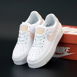 Женские кроссовки Nike Air Force. White