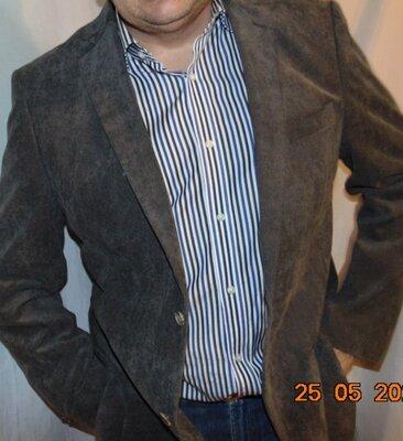 Стильний деловой нарядний фирменний пиджак бренд a.w. Dunmore Эй-Ви Данмор .хл.