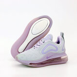 Женские кроссовки Nike Air Max 720. White/Violet
