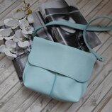 Кожана сумочка
