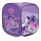Палатка детская Пони 8008PN Куб хранител игрушек