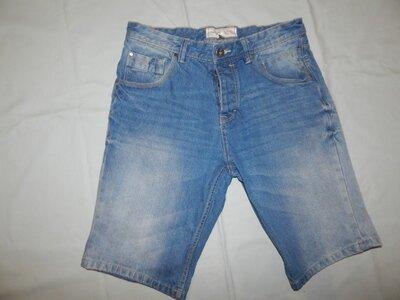 Продано: шорты джинсовые мужские модные р34W рL