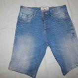 шорты джинсовые мужские модные р34W рL