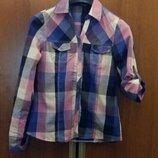 Стильная приталенная женская рубашка Madoc, размер XS-S