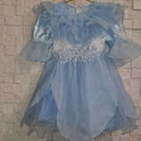 Платье нарядное для девочки 3-4 лет