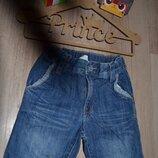 Джинсовые шорты H&M 12-18мес