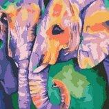 Алмазная мозаика Индийские краски 40 50см AM6126